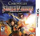 Samurai Warriors: Chronicles (Nintendo 3DS)